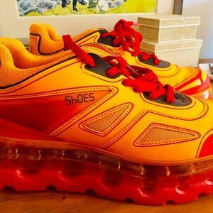 SHOES 53045 Bump'Air Flame Euro Size 42